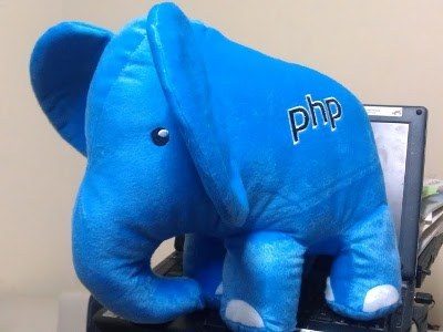Elephant plush toy prize of the innovation award